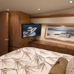 Viking 48 Convertible Bed