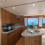 Viking 48 Convertible Salon