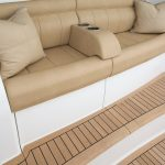 Viking 48 Convertible Seating