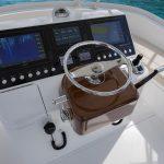Viking 38 Billfish Helm