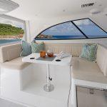 Viking 38 Billfish Lounge