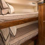 Viking 68 Enclosed Bridge Double Bed