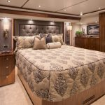 Viking 72 Convertible Master Room
