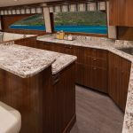 Viking 72 Convertible Salon Bar