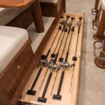 Viking 72 Convertible Stateroom Rod Stowage