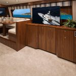 Viking 72 Convertible Stateroom