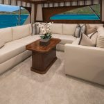 Viking 72 Convertible Salon Couch