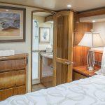 Viking 62 Convertible Master Room
