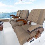 Valhalla Boatworks V 41 Center Console Seating