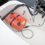 Boston Whaler 110 Sport Gas Tank