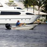 Boston Whaler 110 Sport Running