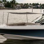Boston Whaler 380 Realm Shade Screen