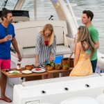 Boston Whaler 380 Realm Grilling