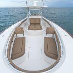 Valhalla Boatworks V 41 Bow
