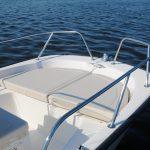 Boston Whaler 150 Montauk Bow