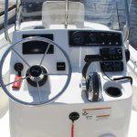 Boston Whaler 150 Montauk helm