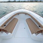 Valhalla Boatworks V 37 Bow Seating