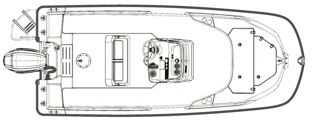 Boston Whaler 170 Montauk Specifications