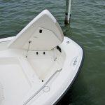 Boston Whaler 180 Dauntless Deck Locker