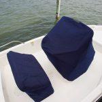Boston Whaler 180 Dauntless helm Covers
