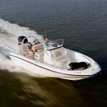 Boston Whaler 180 Dauntless Running