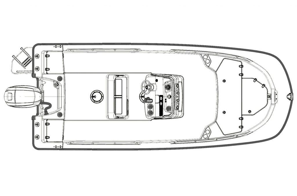Boston Whaler 190 Montauk Specifications