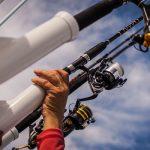 Boston Whaler 270 Dauntless Rod HOlders