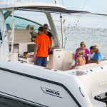 Boston Whaler 345 Conquest Lifestyle