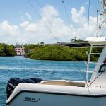 Boston Whaler 345 Conquest Stern
