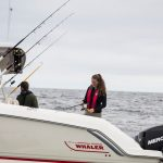 Boston Whaler 320 Vantage Fishing