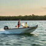 Boston Whaler 170 Montauk Helm