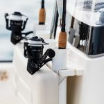 Boston Whaler 170 Montauk Rod Holders