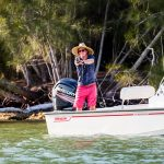 Boston Whaler 170 Montauk Lifestyle