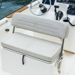 Boston Whaler 170 Montauk Seating