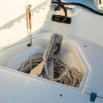 Boston Whaler 210 Montauk Anchor
