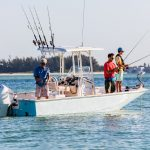 Boston Whaler 210 Montauk lifestyle