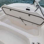 Boston Whaler 210 Montauk Deck Locker