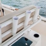 Boston Whaler 210 Montauk Rod Holders