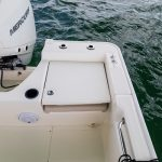 Boston Whaler 210 Montauk Deck Seat
