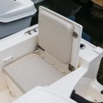 Boston Whaler 210 Montauk Deck Seating