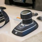 Boston Whaler 350 Realm Helm Controls
