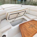 Boston Whaler 350 Realm Bow Stowage