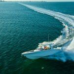 Boston Whaler 350 Realm Running