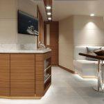 Bertram 50 Lounge