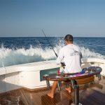 Bertram 61 Stern Fishing