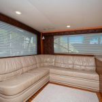 Cabo 47 Flybridge Couch