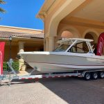 Boston Whaler 280 Vantage Hitched