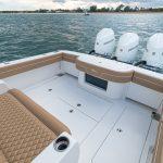 Valhalla Boatworks V 37 Stern