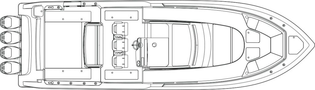 Boston Whaler 420 Outrage Specifications