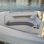 Albemarle 27 Dual Console Seating